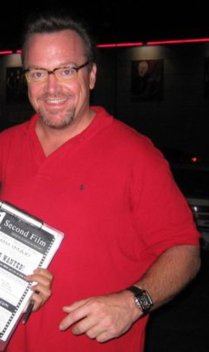 Tom Arnold (actor) - Arnold in 2004 producing The 1 Second Film