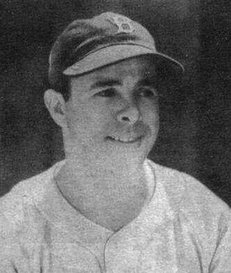 Tom Carey (second baseman) - Image: Tom Carey 1940 Play Ball