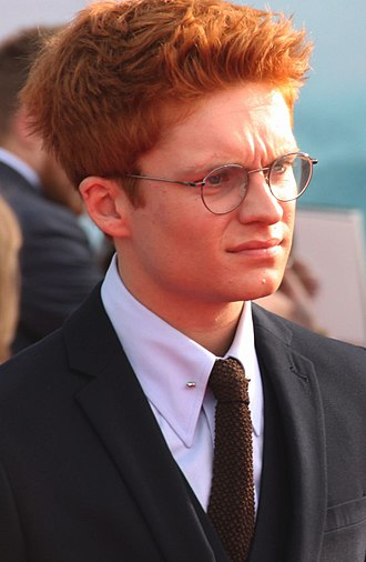 Tom Glynn-Carney - Glynn-Carney in 2017 at the French premiere of Dunkirk