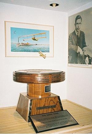 Tony Jannus Award - Permanent exhibit at Tampa International Airport honoring recipients of the Tony Jannus Award