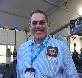 Tony Ridnell - Tony Ridnell at the Rugby Weekend, Chicago, 2016