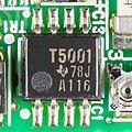 Toshiba Satellite 220CS - display controller - Texas Instruments T5001-91624.jpg