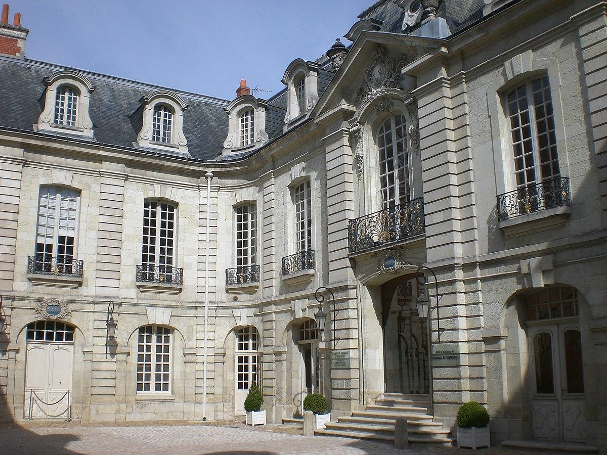 Chambre de commerce et d 39 industrie de touraine wikip dia - Chambre des commerces mulhouse ...