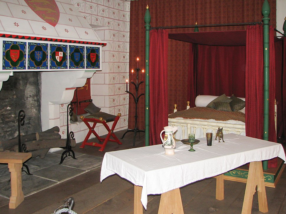 Tower of London King%27s room