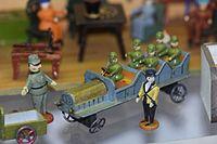 Toy military transport (24971190616).jpg