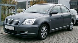 Toyota Avensis front 20071029.jpg