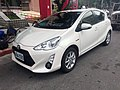 Toyota Prius c as TVBS News Report Car 20161205.jpg