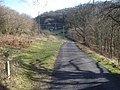Track to Hollybush car park. - geograph.org.uk - 735193.jpg