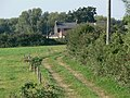 Track to Moor Lane Farm - geograph.org.uk - 553172.jpg