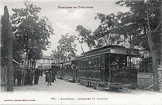 No Stanger to the tramway