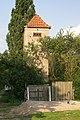 Transformatorenstation - Turmstation - Cyriaksgebreite - Erfurt - Thüringen.JPG