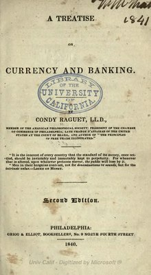 Treatise on Currency and Banking.djvu