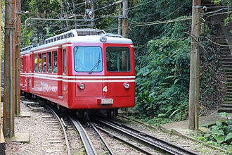 Corcovado - Corcovado Rack Railway
