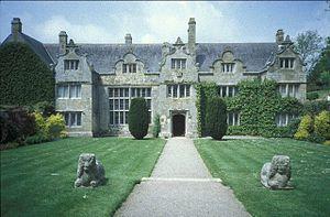 Trerice house