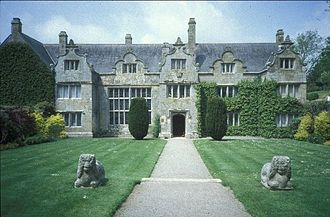 "John Arundell (born 1576) - Trerice House, in the parish of Newlyn in Pyder, near Newquay, Cornwall, as rebuilt in 1572 by John Arundell (died 1580). The manor was the main seat of the Arundell family ""of Trerice"" from the 14th century to 1768"