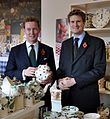 Tristram Hunt with Greg Barker.jpg
