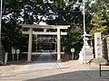 Tsukiji Jinja Shinto Shrine 20140930.JPG