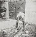 Tul Rodolfo, Mačkovlje, v vsakdanji delovni letni noši 1967.jpg