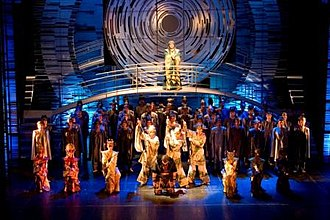 Ruse Opera and Philharmonic Society - Turandot in the Rousse State Opera