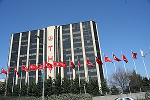 Bakırköy - Turkish Airlines head office