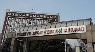 Turkish Atomic Energy Authority - A view from the agency.