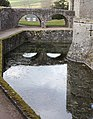 Twin-arched bridge from the South Gate - geograph.org.uk - 1759810.jpg