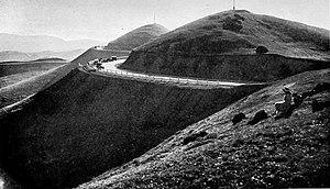 Twin Peaks (San Francisco) - Twin Peaks Boulevard, 1920