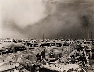 Texas City disaster - Image: Txcitydisasterparkin glot