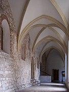 Tyniec - Klasztor - Krużganek 2.jpg
