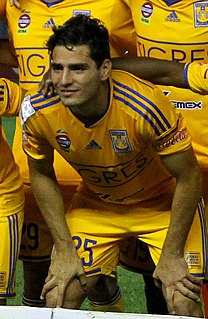 Antonio Briseño Footballer