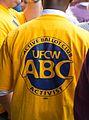 UFCW activist - Akron Ohio - 2016-10-03 (30066427416).jpg