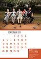 UK Science Journalists in the 2011 Geek Calendar.jpg