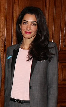 Image result for amal clooney pictures