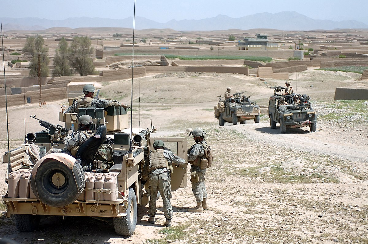Helmand Province Campaign Wikipedia - Us invasion of afghanistan everyday map