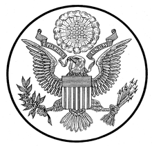 Image result for seal of the united states of america