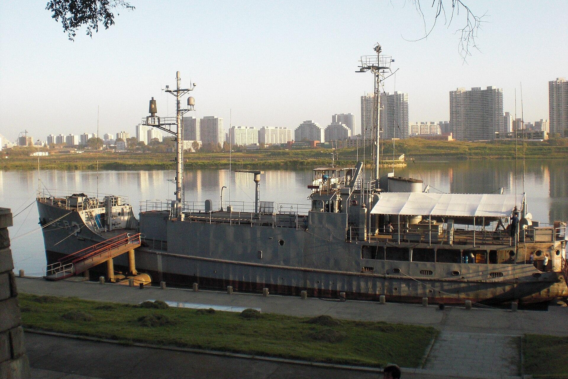 US Navy Schiff