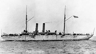 USS Galveston (CL-19) - Image: USS Galveston (CL 19)