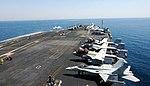 USS George H.W. Bush (CVN 77) 140628-N-CZ979-006 (14353923589).jpg