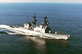 USS John Hancock (DD-981) - USS John Hancock