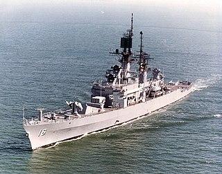 USS <i>Leahy</i> (DLG-16)
