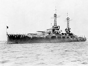 USS Oklahoma (BB-37) - Image: USS Oklahoma BB 37