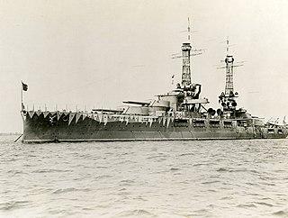 USS <i>Oklahoma</i> (BB-37) Nevada-class battleship