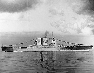 Frederick J. Horne - USS ''Saratoga'' (CV-3)