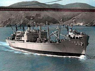 USS <i>Vega</i> (AF-59)