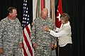 US Army 51399 Cone takes command of III Corps, Fort Hood.jpg