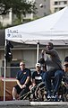 US Navy, Coast Guard Wounded Warrior competitors compete for Team Navy position 150312-F-AD344-022.jpg
