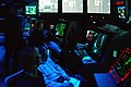 US Navy 050721-N-4843B-031 Air Traffic Controllers stand watch in the Carrier Air Traffic Control Center (CATCC) aboard the nuclear-powered aircraft carrier USS Nimitz (CVN 68).jpg