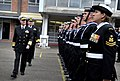 US Navy 101001-N-8273J-083 Chief of Naval Operations (CNO) Adm. Gary Roughead inspects the troops of the Royal Australian Navy, escorted by Vice Ad.jpg