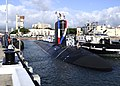 US Navy 101115-N-3560G-001 The Virginia-class attack submarine USS North Carolina (SSN 777) arrives at Joint Base Pearl Harbor-Hickam after complet.jpg