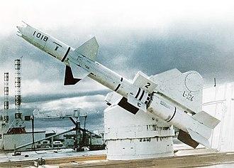 RIM-8 Talos - RIM-8G Talos missile.